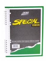 Kroužkový blok A5 - Bobo speciál - čtvereček - 15068