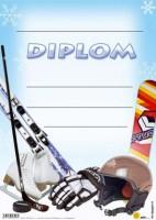 Diplom A4 - dětský - 5300583