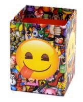 Stojánek na tužky hranatý - Emoji Smile - 17507902