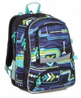 Školní batoh Topgal - Niki 18016 B