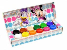 Plakátové barvy Minnie - 12 barev / 20ml  347264