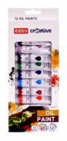 Olejové barvy - 12 barev - S923455