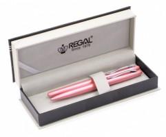 Psací souprava - Regal - Roller + Kuličkové pero - Alice - růžová - 117224RB