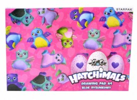 Náčrtník A4 - Hatchimals - A4 - 405422