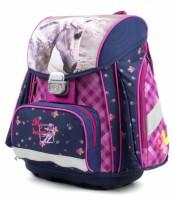 Školní batoh - Karton P+P - Premium - Kůň -1-57517