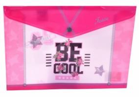 Plastový obal A4 s drukem - Be Cool -1650-0273