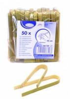 Fingerfood - bambusové kleště 10 cm  66726