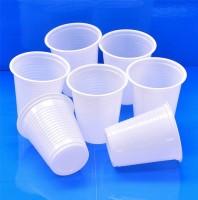 Kelímek plastový bílý 0,08 l - 73208