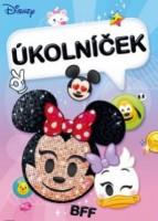 Úkolníček  A6 - Disney Emoji 7500903