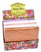 Obálky s ražbou 13 x 18 cm - Květina 10 ks 31243