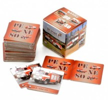 Pexeso - box - Lux - Hasiči - 3012