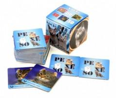 Pexeso - box - Lux - Kočky - 3036