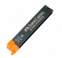 Grafitové tuhy do mikrotužky - Faber Castell - 0,9 mm B - 120901