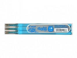 Náplň do přepisovacího rolleru FriXion 0,5 Point světle modrá 3 ks - 2059-010
