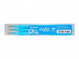 Náplň do přepisovacího rolleru FriXion 0,7 světle modrá 3 ks - 2067-010
