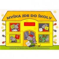 Myška jde do školy - Jiko
