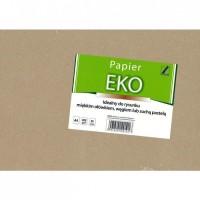 Karton A3 200 g/ 20 ks - Eko hnědý