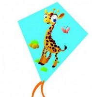 Létající drak - 50 x 60 cm - Žirafa - K5060