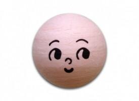Obličej vata 31 mm - 5 ks