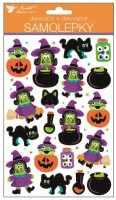 Samolepky - Halloween - 10402