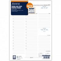 Kalendář Filofax - A4 - týden/ 2 str. - 6871419