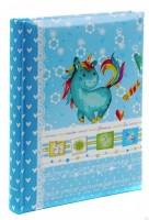 Fotoalbum 10 x 15 cm - 100 fotek - Unicorn 1 - modré - 236107 1