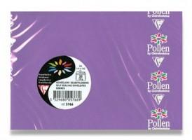 Obálka C6 - fialová - samolepicí - 20 ks - 1330/1056060
