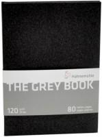 Kniha na portréty Hahnemühle - The Grey Book A4, 120g/m2 - 40 listů 10628682