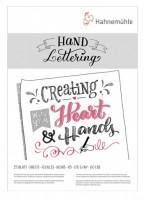 Hand Lettering Blok Hahnemühle A4 - 25 listů, 170g/m2 10628991