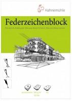 Skicovací Penblok Hahnemühle A4 - 10 listů, 250 g/m2 10628701