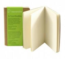 Cestovní Booklet Hahnemühle - Portét - 2 ks - 9x14cm, 20 listů 10628349