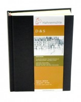 Sketch Book Hahnemühle D&S Portret A6, 140g/m2 - 62 listů 10628323