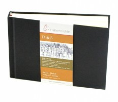 Sketch Book Hahnemühle D&S Krajina A6, 140g/m2 - 62 listů 10628324