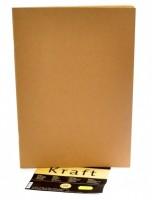 Sketch Booklet Hahnemühle Kraft  - Skicovací sešit A4 - 120 g/m2 - 20 listů 10628791