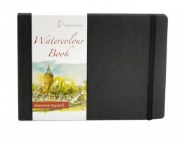 Kniha pro kreslení vodovkami Hahnemühle A6, 30 listů - 200 g/m2 10628810