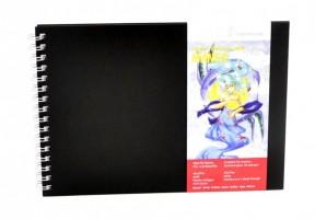 Blok Manga Hahnemühle - spirálová vazba A5, 75 listů - 80g/m2 10628585
