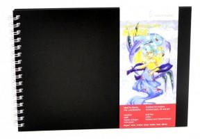 Blok Manga Hahnemühle - spirálová vazba A4, 75 listů - 80g/m2 10628586