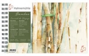 Kroužkový blok Hahnemühle - Bamboo Mix Media Carned de Voyage 10628549