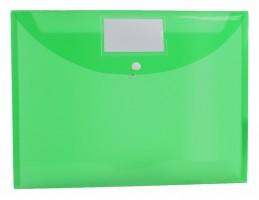Spisové desky s drukem zelené 350 x 265 mm