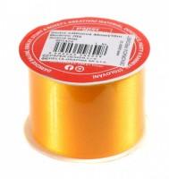 Stuha saténová 40 mm/10m - medově žlutá - 601424