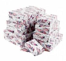 Dárková krabice Lux - set B - obdélník, 8 ks - 501206