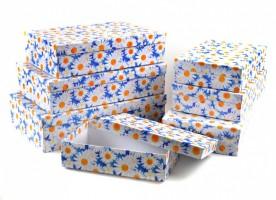 Dárková krabice Lux - set C - obdélník, 7 ks - 501099