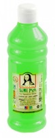 Slime Glue - Mona Lisa - fluorescenční - zelené - 500 ml - 153346