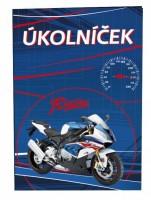 Úkolníček A6 - Speed Racing - 1523258