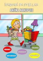 Pracovní sešit - Anička nakupuje - 3159