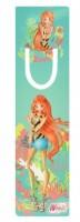 Záložka s průsekem - Winx Club - Fashion Bloom - 6021