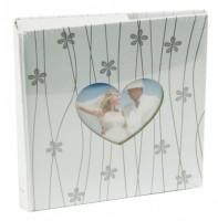 Fotoalbum 10 x 15 cm - 200 fotek - Couple 2 - Kytky - 230057 2