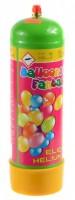 Helium Balloons Fantasy - jednorázová heliová láhev 1l