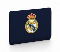 Dětská textilní peněženka - Real Madrid - Karton P+P - 8-05619