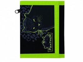 Dětská textilní peněženka - Panter - Karton P+P - 7-95418